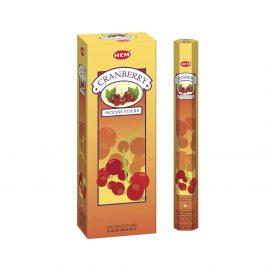 Betisoare parfumate HEM - CRANBERRY - craftup.ro