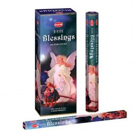 Betisoare parfumate HEM - DIVINE BLESSINGS - craftup.ro