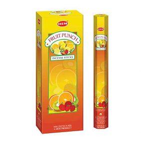 Betisoare parfumate HEM - FRUIT PUNCH - craftup.ro