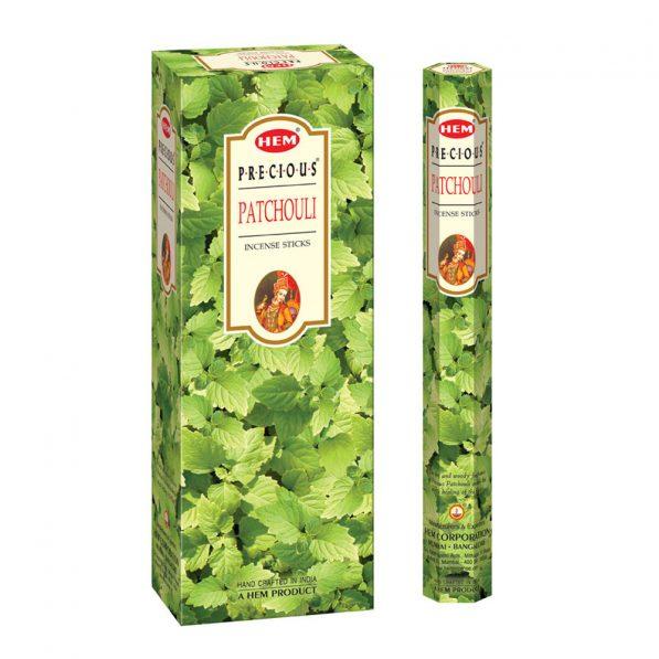 Betisoare parfumate HEM - PRECIOUS PATCHOULI - craftup