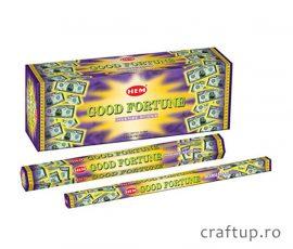 Bețișoare parfumate HEM - Good Fortune - craftup.ro
