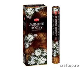 Bețișoare parfumate HEM - Jasmine Honey - craftup.ro