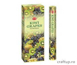 Bețișoare parfumate HEM - Kiwi Grapes - craftup.ro