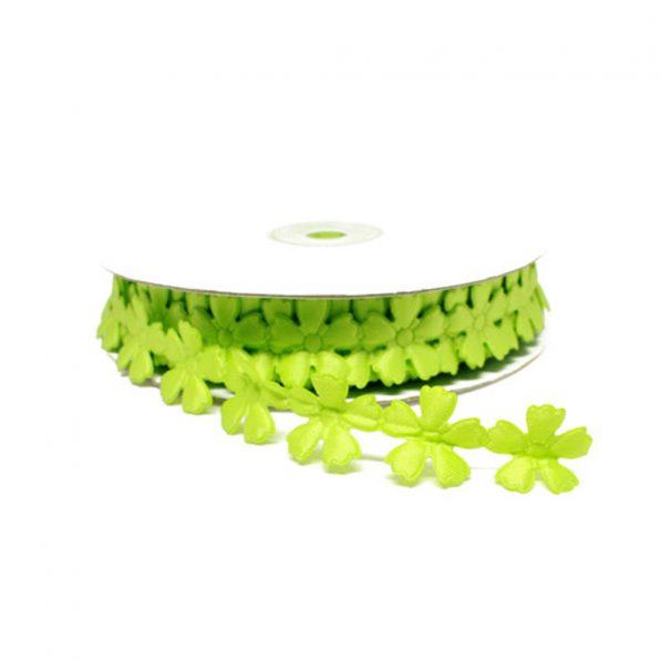 Aplicatii decorative cu flori verde craftup.ro
