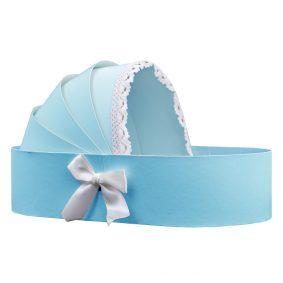 Cutie tip landou - bleu a1 - craftup.ro