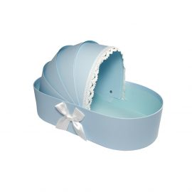 Cutie tip landou - bleu - craftup.ro