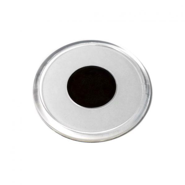 Magnet frigider rotund (blank) 6cm - craftup.ro