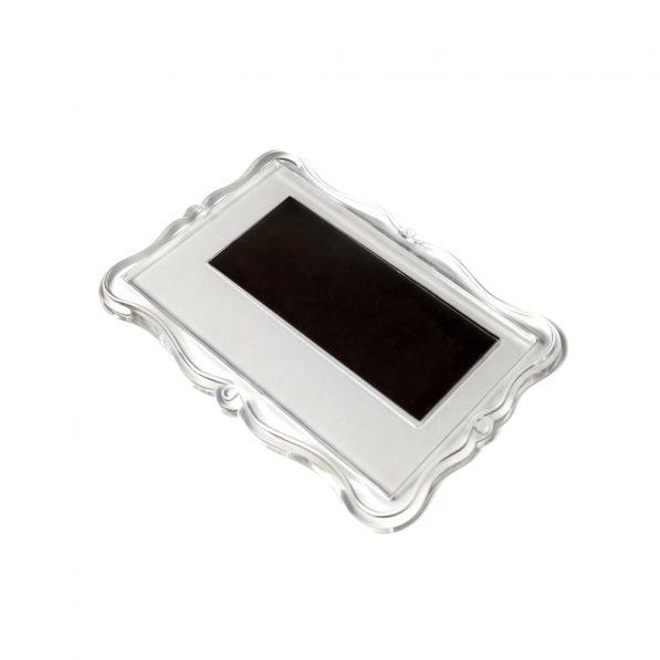 Magnet frigider vintage (blank) 5.5x8cm - craftup.ro