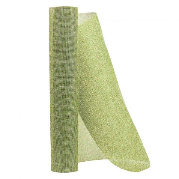 Rolă plasă sac - verde 4 craftup.ro