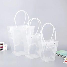 Sacoșe ghiveci transparente 1 - craftup.ro