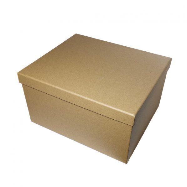 Set 10 cutii kraft dreptunghiulare mărimi diferite 2 - craftup.ro