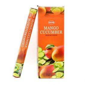 Betisoare parfumate HEM - MANGO CUCUMBER - craftup.ro