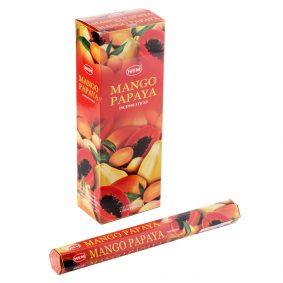 Betisoare parfumate HEM - MANGO PAPAYA - craftup.ro
