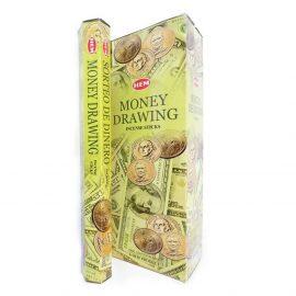 Betisoare parfumate HEM - MONEY DRAWING - craftup.ro
