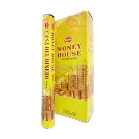Betisoare parfumate HEM - MONEY HOUSE - craftup.ro