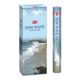 Betisoare parfumate HEM - NEW WAVE - craftup.ro