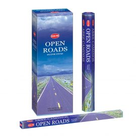 Betisoare parfumate HEM - OPEN ROADS - craftup