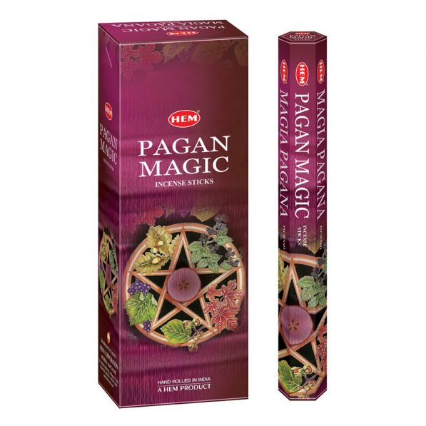 Betisoare parfumate HEM - PAGAN MAGIC - craftup