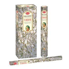 Betisoare parfumate HEM - PRECIOUS TUBEROSE - craftup.ro