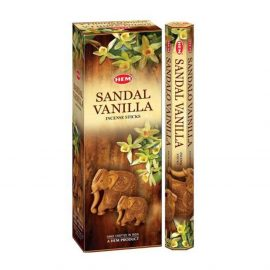 Betisoare parfumate HEM - SANDAL VANILLA - craftup.ro