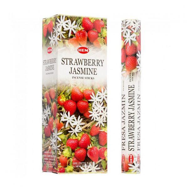 Betisoare parfumate HEM - STRAWBERRY JASMINE - craftup.ro