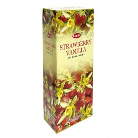Betisoare parfumate HEM - STRAWBERRY VANILLA - craftup.ro