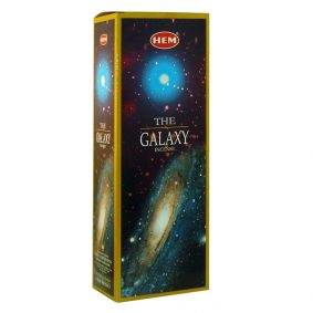 Betisoare parfumate HEM - THE GALAXY - craftup.ro