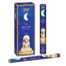Betisoare parfumate HEM - THE MOON - craftup.ro