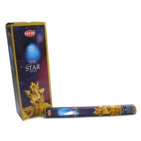 Betisoare parfumate HEM - THE STAR - craftup.ro