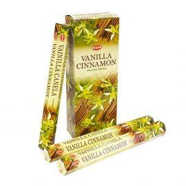 Betisoare parfumate HEM - VANILLA CINNAMON - craftup.ro