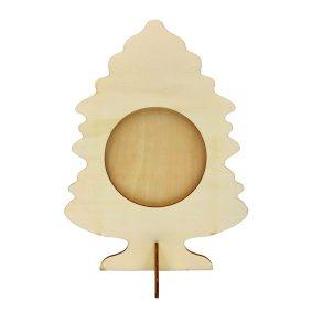 Ramă foto lemn - brad 1