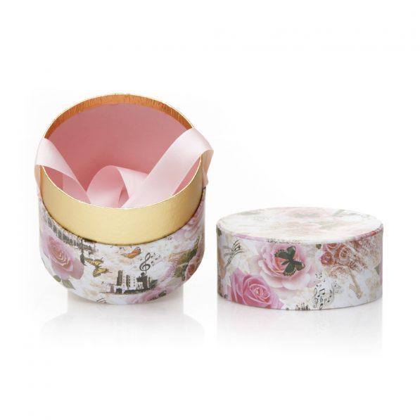 Cutie rotundă cu fundă - model toamnă 4 - craftup.ro.jpg