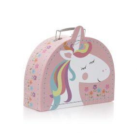 Set 2 cutii pentru copii - model unicorn 2 - craftup.ro