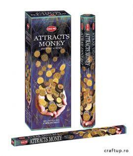 Bețișoare parfumate HEM - Attracts Money