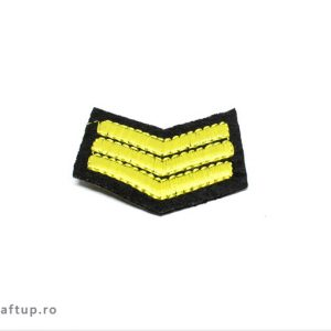 Aplicații termoadezive - sergent - PTW9 - craftup.ro