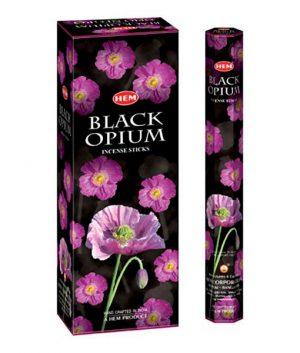 Bețișoare parfumate HEM - Black Opium