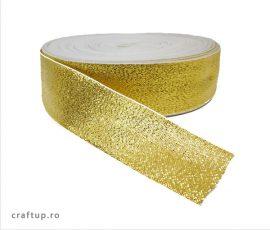 Banda decorativa - Alexa 25mm - auriu