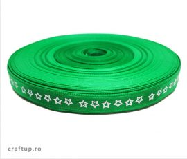 Bandă decorativă Gilda 10mm - verde