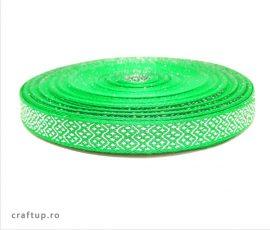 Bandă decorativă Ludovica 12mm - Verde