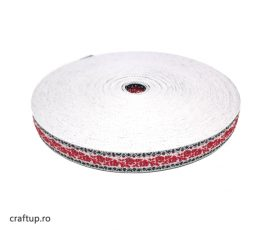 Bandă decorativă - Milka Fira 15mm