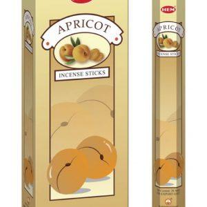 Bețișoare parfumate HEM - APRICOT - craftup.ro