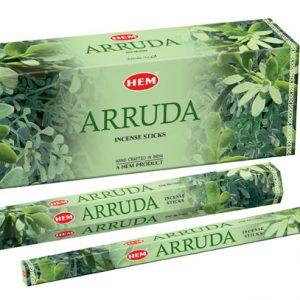 Bețișoare parfumate HEM - ARRUDA - craftup.ro