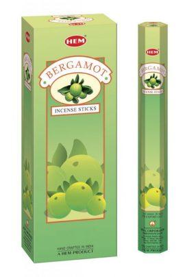 Bețișoare parfumate HEM - BERGAMOT - craftup.ro