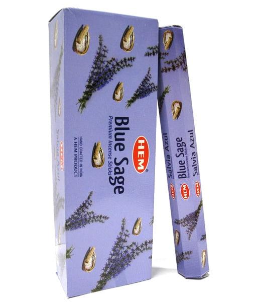 Bețișoare parfumate HEM - BLUE SAGE - craftup.ro