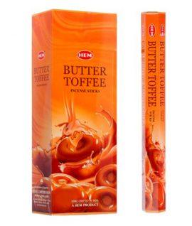 Bețișoare parfumate HEM - Butter Toffee - craftup.ro