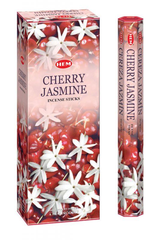 Bețișoare parfumate HEM - CHERRY JASMINE - craftup.ro