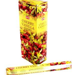 Bețișoare parfumate HEM - CHERRY VANILLA - craftup.ro