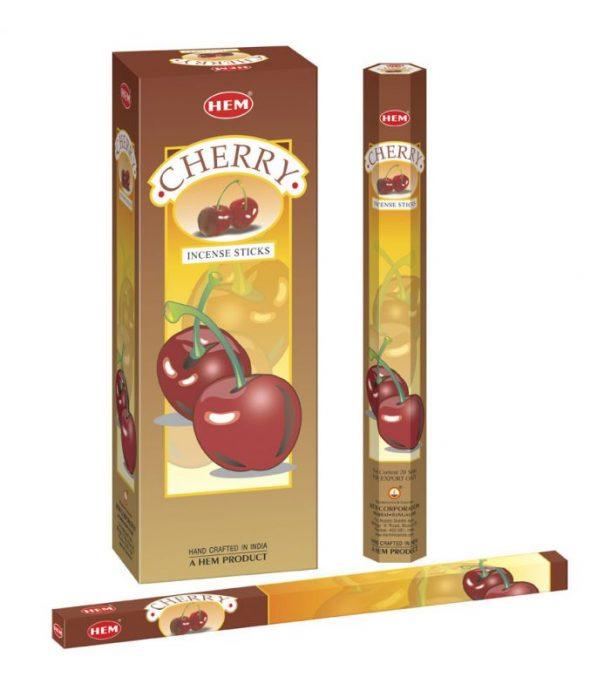 Bețișoare parfumate HEM - CHERRY - craftup.ro