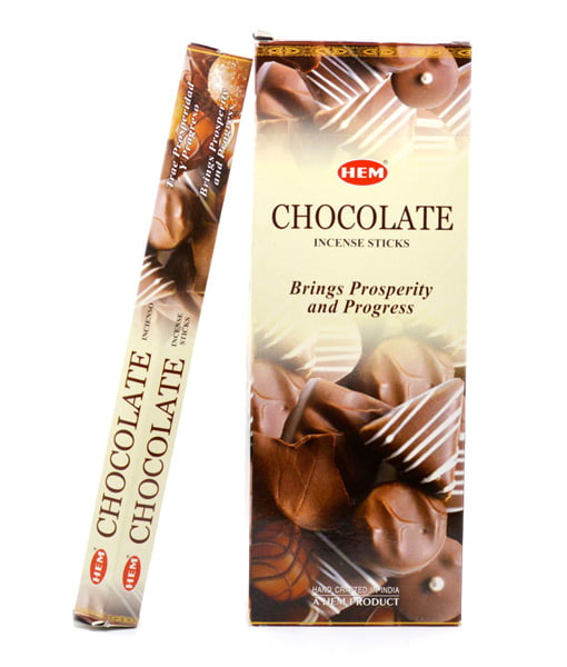 Bețișoare parfumate HEM - CHOCOLATE - craftup.ro