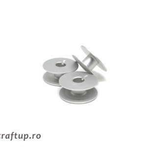 Bobine din aluminiu pentru mașini de cusut - craftup.ro